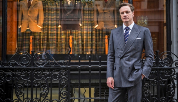 COLIN FIRTH L'ITALIANO
